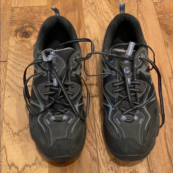 merrell vibram womens shoes size